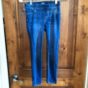 Girls Balerina cut jeans from Old Navy size 8